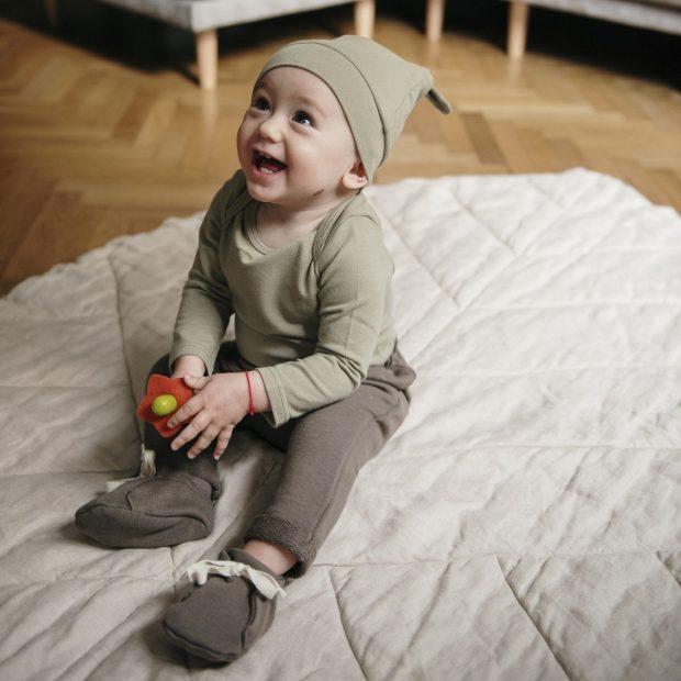 Бебешки панталон горещ шоколад