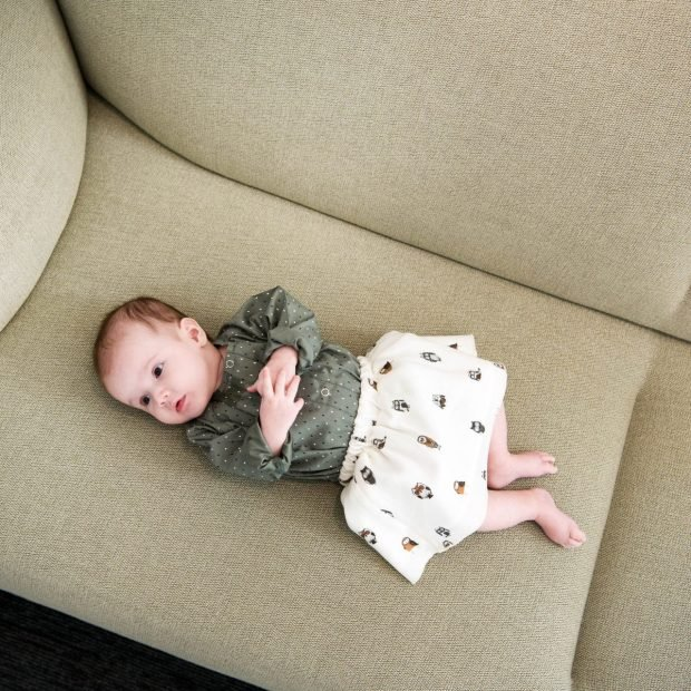 Бебешка пола бухал