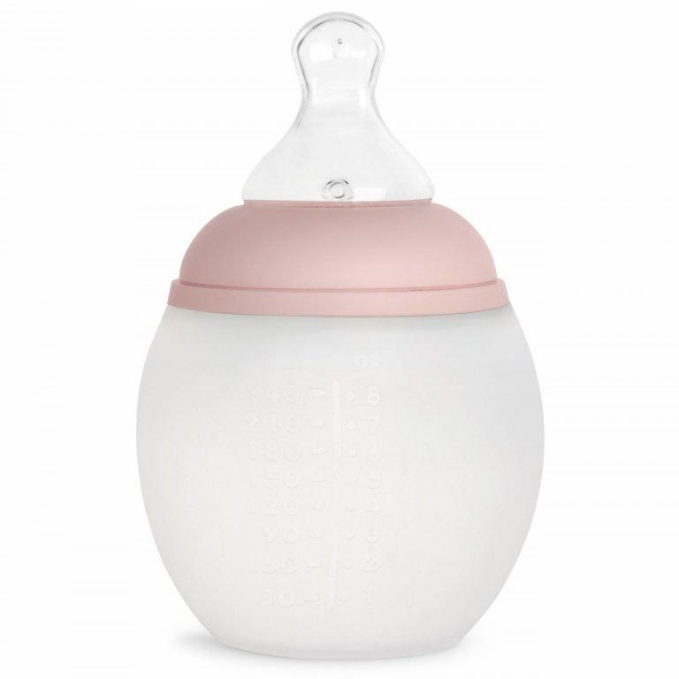 Бебешка бутилка Élhée розово